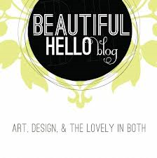 beautiful hello blog